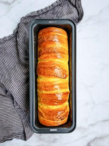 fluffy condensed milk bread recipe