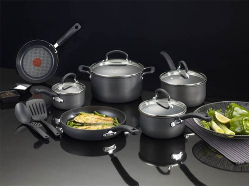 Hard Anodize Cookware Sets