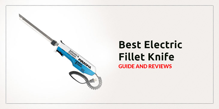 The 5 Best Electric Fillet Knives to Buy in October 2019