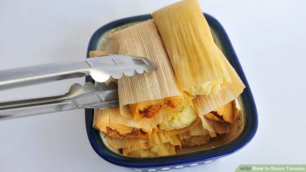 remove tamales