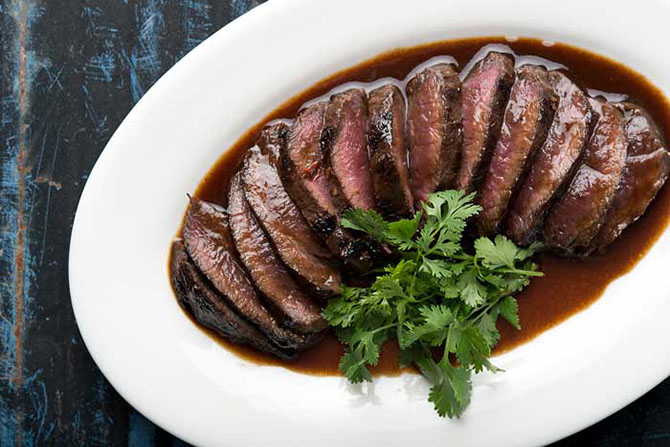 venison meat recipes
