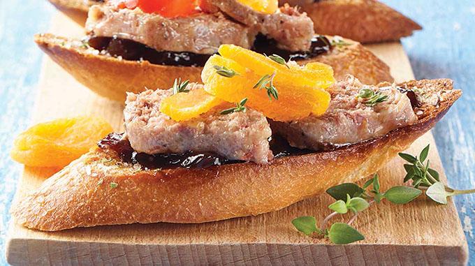 what does foie gras taste like