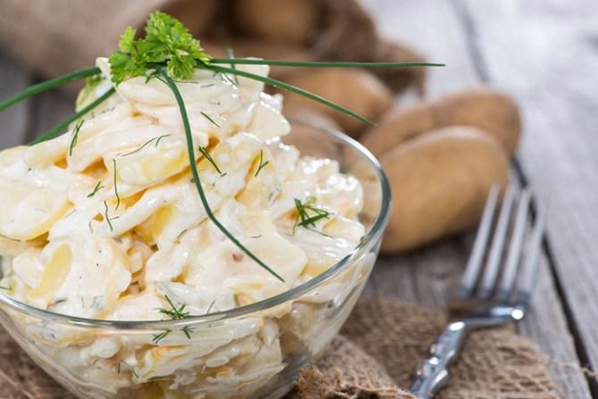 Can you freeze potato salad summary