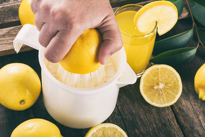 How To Tell If Lemon Juice Goes Bad