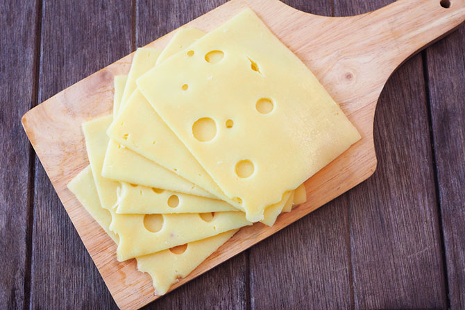substitute for gruyere cheese - Swiss Cheese