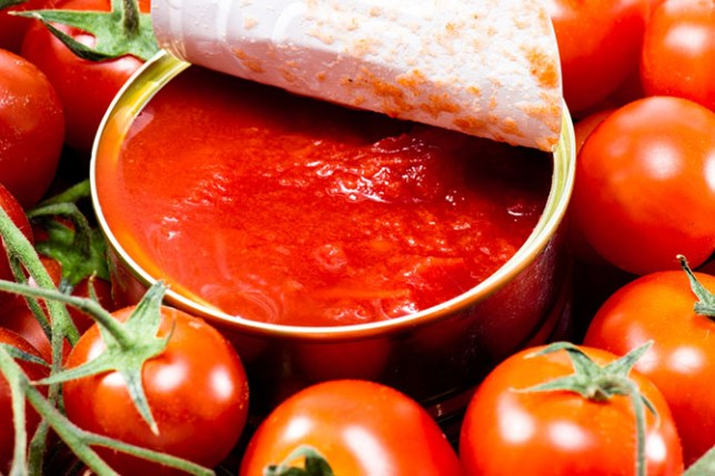substitute for tomato puree - Canned Tomatoes