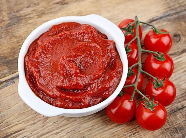 substitute for tomato puree - tomato paste