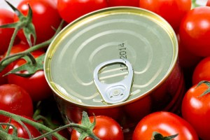 substitute for tomato paste - Canned Tomatoes