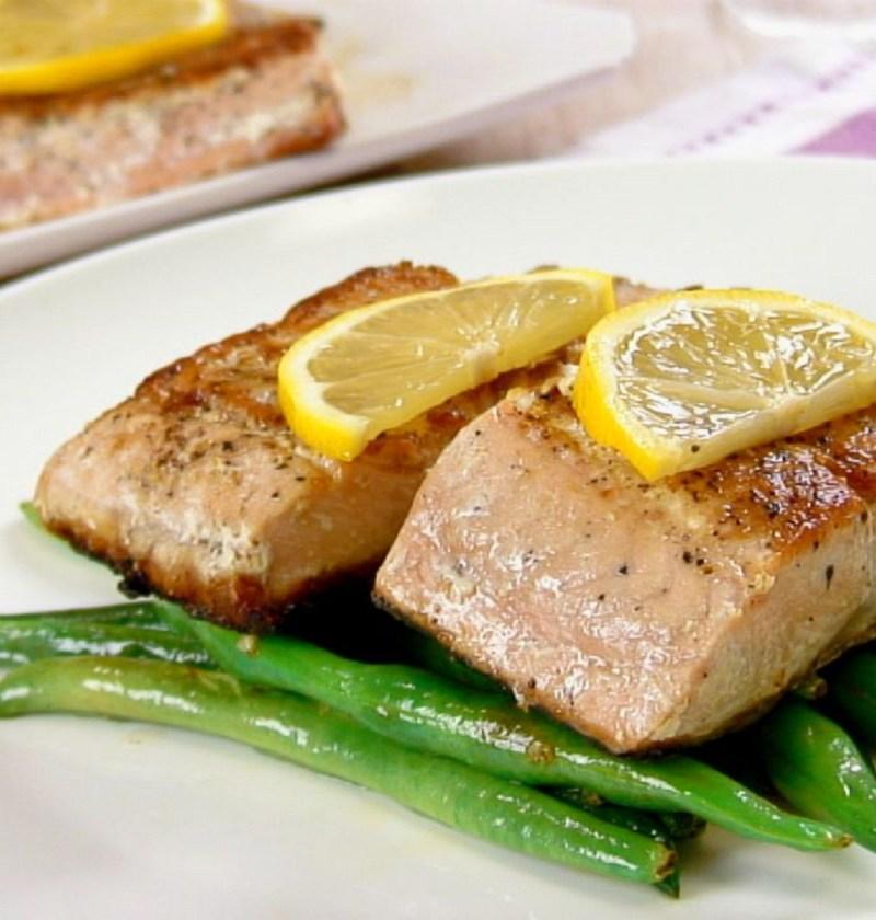 seard salmon