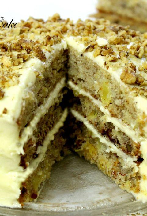 hummingbrd cake