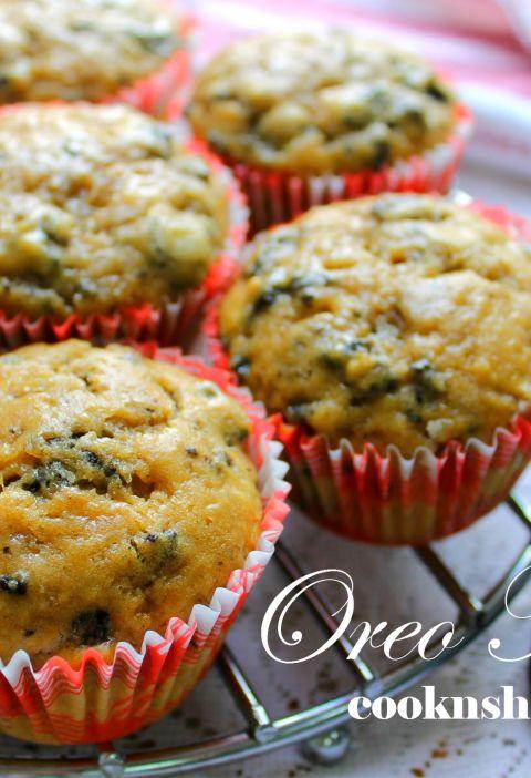 oreo muffins