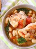chicken and beans