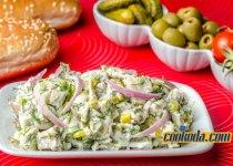 سالاد مرغ |  Chicken Salad