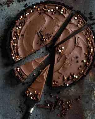 chocolate tart-1