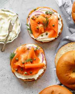smoked salmon bagel-2