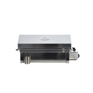 Classic Electric Stainless BBQ 2