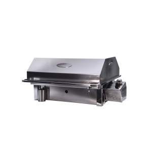 Classic Gas Stainless BBQ 2