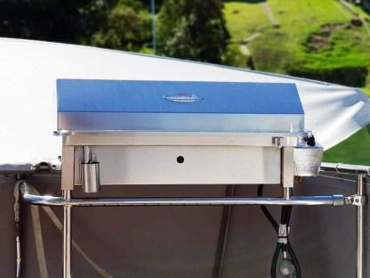 Deluxe gas portable bbq australia