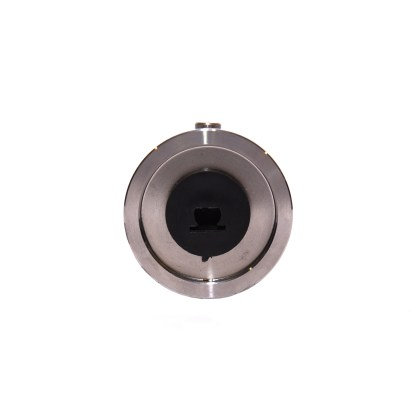 Gas Stainless BBQ Knob-Back View