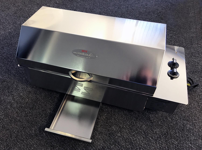 Custom built Electric Teppanyaki BBQ
