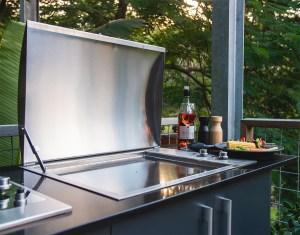Infinity Teppanyaki Stainless Steel BBQ