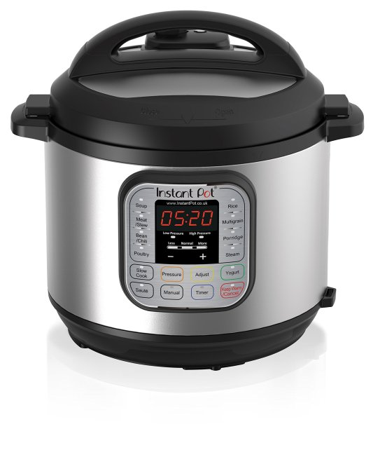 Best Electric Pressure cooker UK - Instant Pot Duo