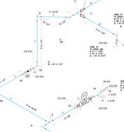 block diagrams pfd process flow diagrams p id process and instrumentation diagrams 3d models  [ 2104 x 1654 Pixel ]
