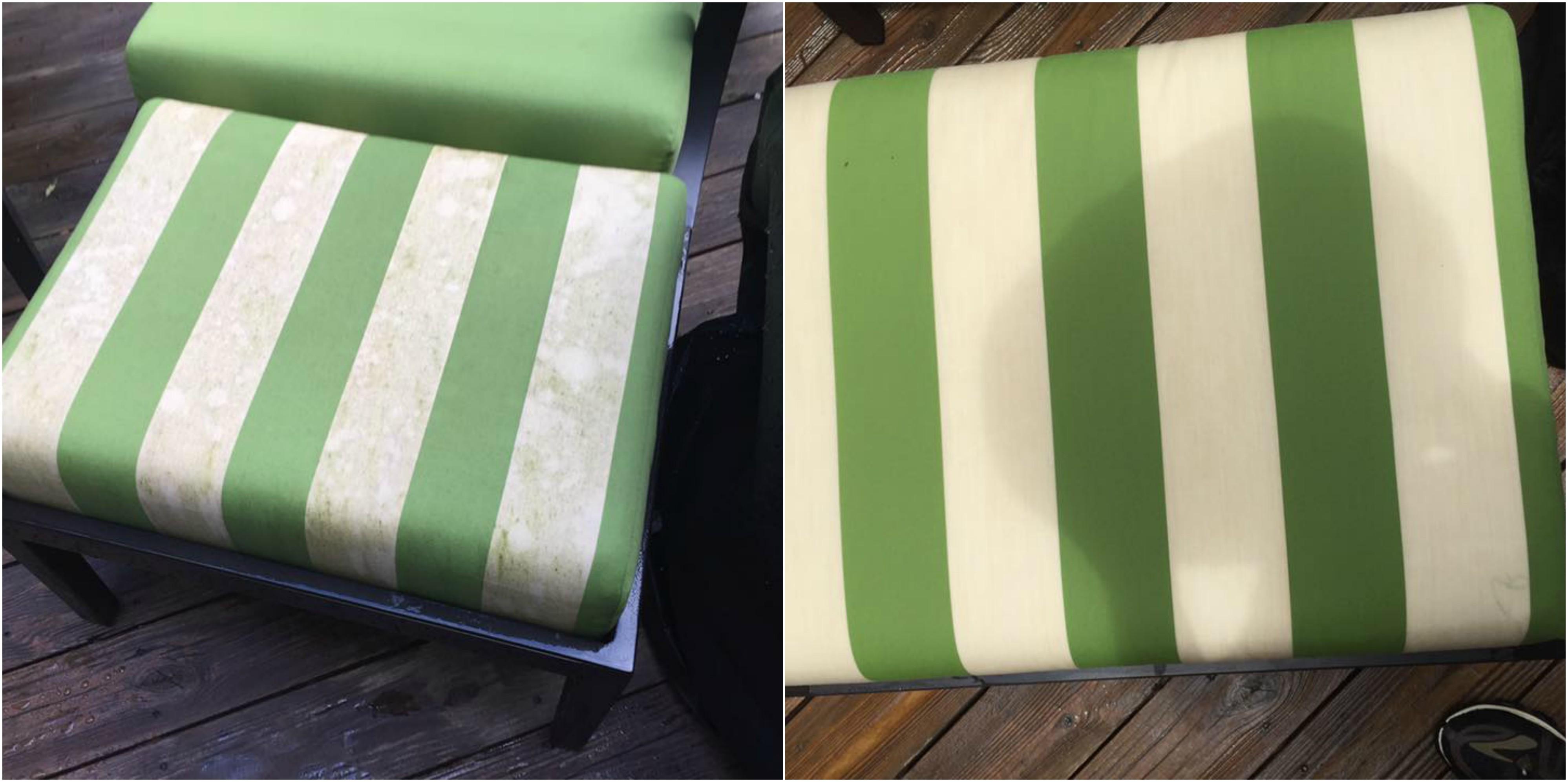 Outdoor Furniture Pressure Washing Bogart GA