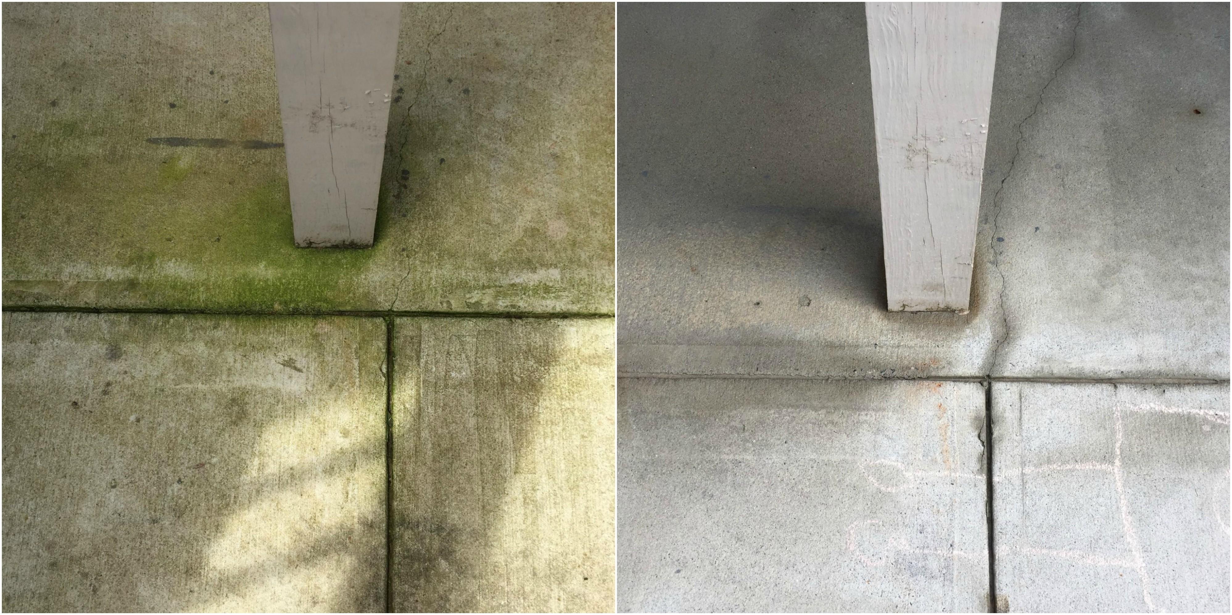 Pressure Washing Concrete Bogart GA