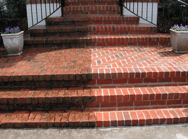 Brick cleaning services
