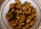 Sauteed Greengram Cubes