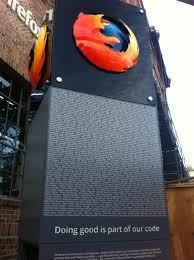 Mozilla Monument