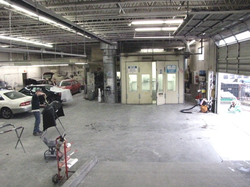 Providing Collision Repair Services in Seattle for More than 68 Years