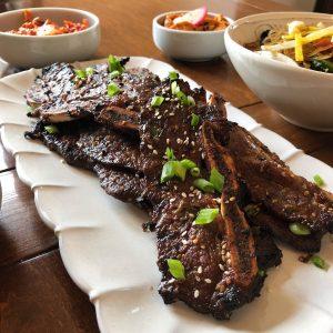 Kalbi (Korean Grilled Short Ribs)