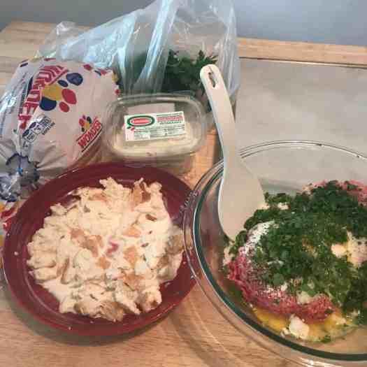italian meatball ingredients