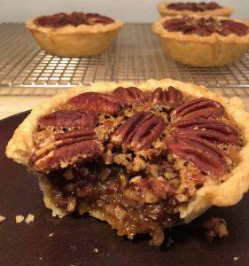 Mini Pecan Pies 2
