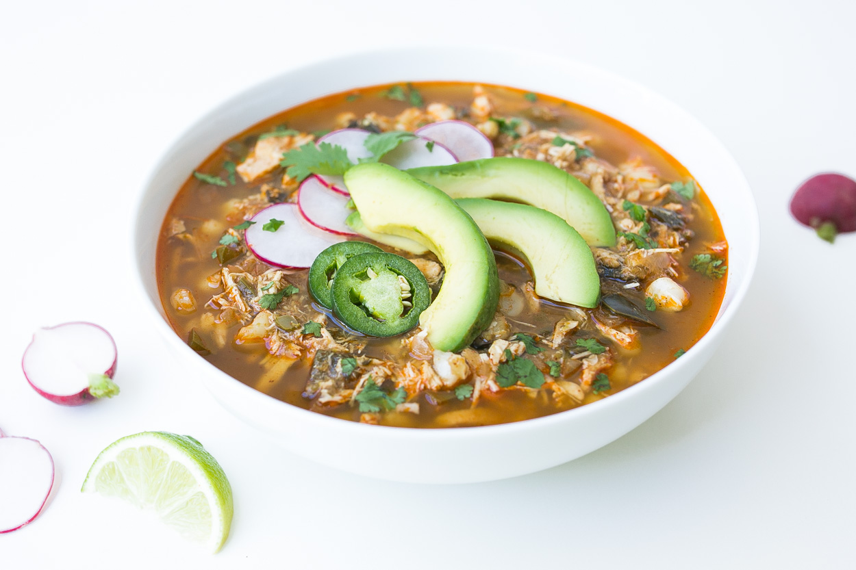 West Crock Chicken South Chili Pot