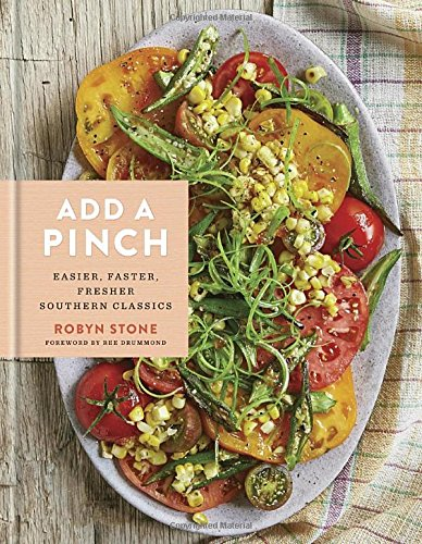 add a pinch cookbook book deal robyn stone