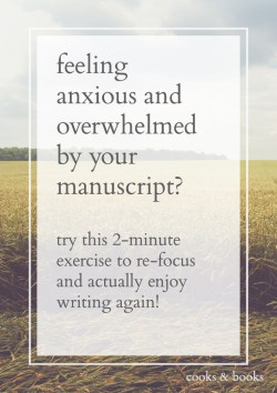 guided meditation for writers with anxiety