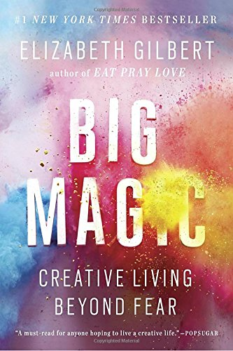 big magic elizabeth gilbert book cover