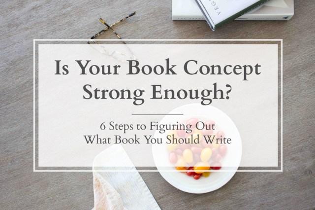 Book concept idea