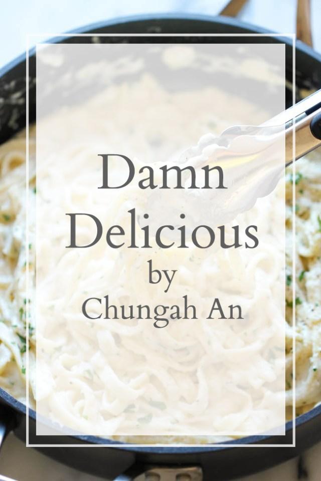 damn delicious book deal chung ah rhee