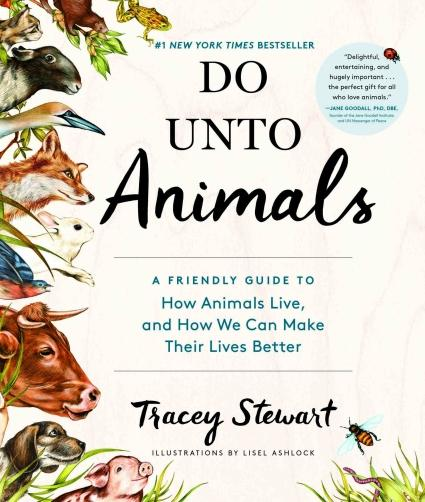 Do Unto Animals Tracey Stewart book