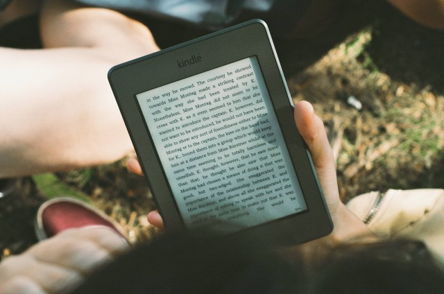 Amazon Kindle and ebooks