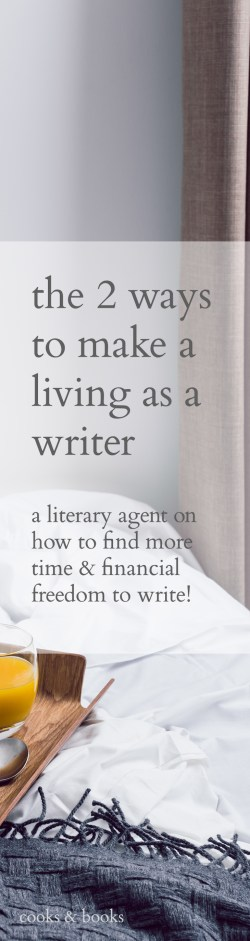 How to make a living as a writer (long)