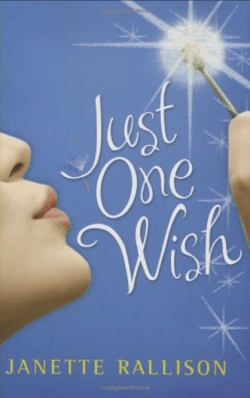 Just One Wish Janette Rallison Book review