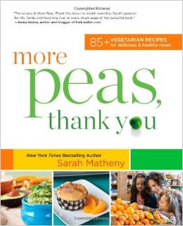 More Peas, Thank You by Sarah Matheny