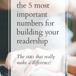 The 5 Most Important Numbers for Building Your Online Platform