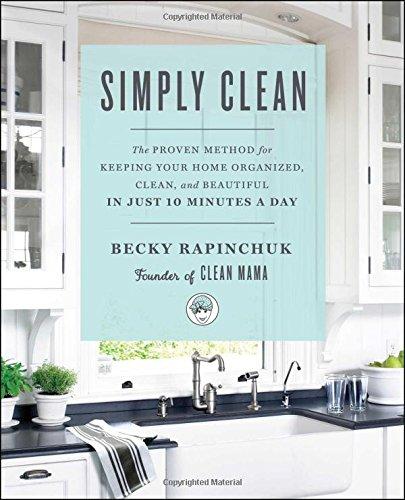 Simply Clean Clean Mama book deal