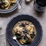 Read, Eat, Drink: Overcoming Distraction, Homemade Ravioli, and a Sage Cocktail